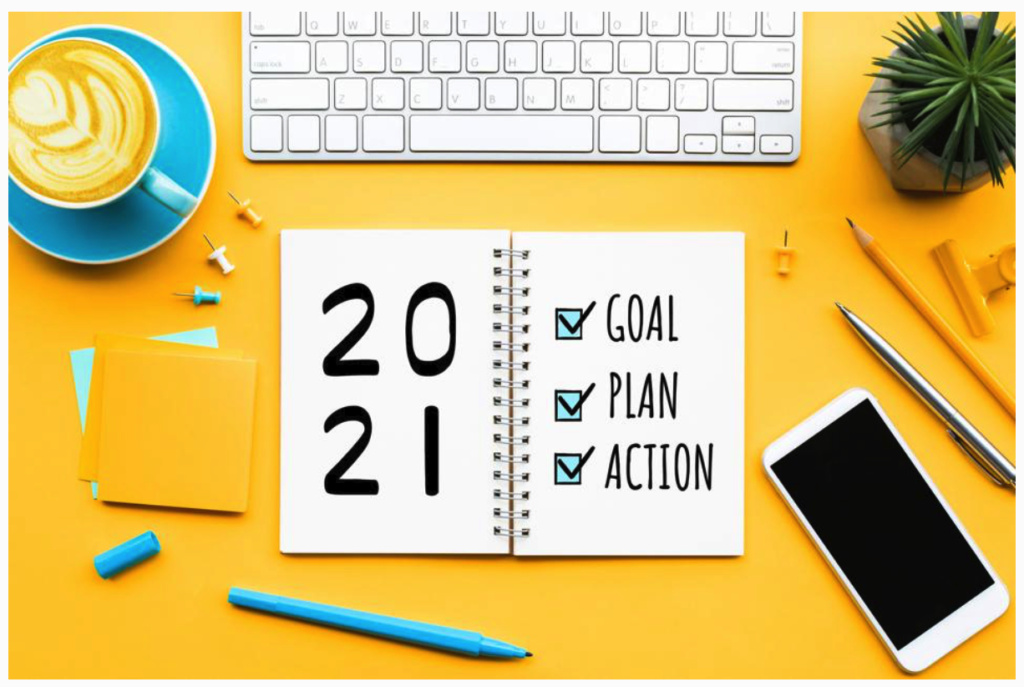 New Year's Resolutions Are Calling Us! What Are You Going To Do For Yourself In 2021?